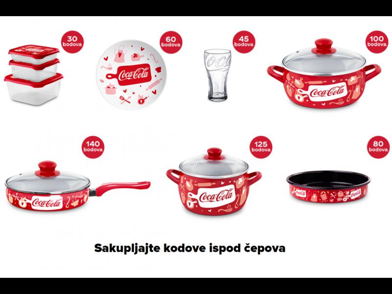 Coca-Cola nagradna igra 2021 - KODOVE ČUVAJ, VRHUNSKI KUVAJ