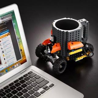 DIY Blocks Mug - Šolja koju sami pravite pomoću kockica