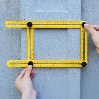 Majstorski metar za merenje i iscrtavanje uglova i pravilnih oblika