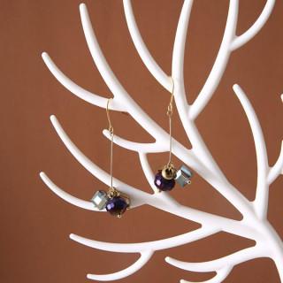 Razgranati organizer nakita - bajkoviti jelenski rogovi