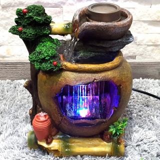 Dekorativna sobna fontana - Jar Window