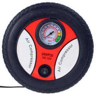 Tyre Air Compressor - Mini kompresor u obliku točka za Vaš auto