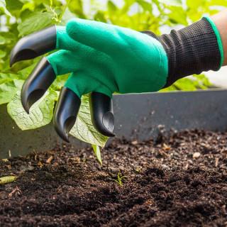 Garden Genie Gloves - Rukavice za baštu sa kandžama