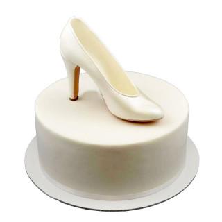 3D Candy Shoe - Modla za pravljenje čokoladnih cipelica