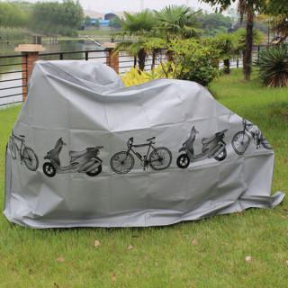 Vodootporni prekrivač - Cerada za motore i bicikle