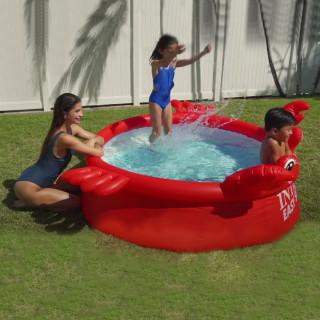 INTEX 26100NP Happy Crab - Okrugli dečiji bazen na naduvavanje