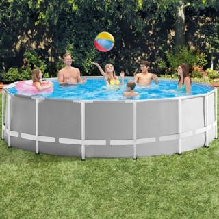 INTEX 26702NP Round pool - Veliki okugli dvorišni bazen - 3,05m x 76cm