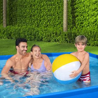 INTEX 28271 Big rectangular pool - Veliki dvorišni bazen - 2.6m x 1,6m x 65cm