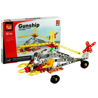 Konstruktivni set - Borbeni helikopter 161 deo
