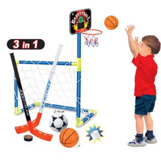 Sport 3 u 1 - Košarka, fudbal i hokej