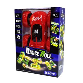 Dance Roll RC Car - Auto na daljinski koji igra i prevrće se