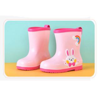 Gumene čizme za decu sa toplim uloškom