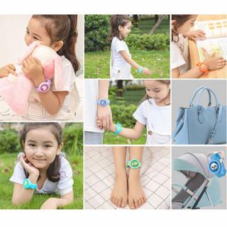 Dečiji sat protiv komaraca veselih motiva