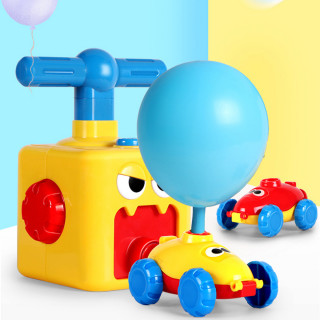 Dečija pumpica za balone sa autićem