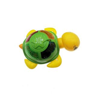 Muzička kornjača sa svetlećim efektima