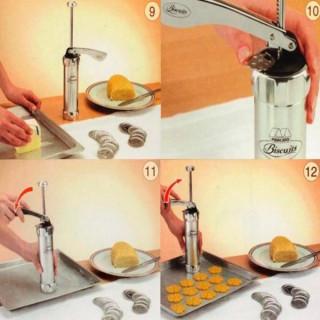 Baking mould – Dozer za kolače sa 20 različitih oblika