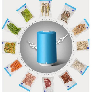 Set za vakumiranje hrane - pumpa+kesice