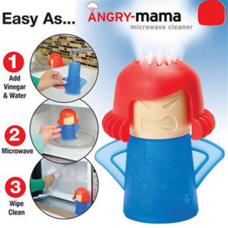 ANGRY MAMA - Čistač mikrotalasne