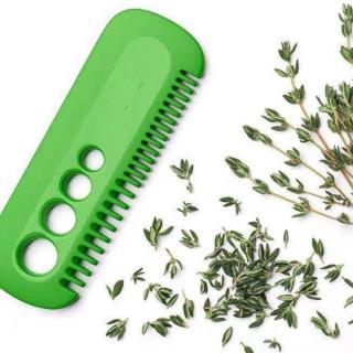 Kuhinjsko pomagalo za odvajanje lišća sa začinskog bilja