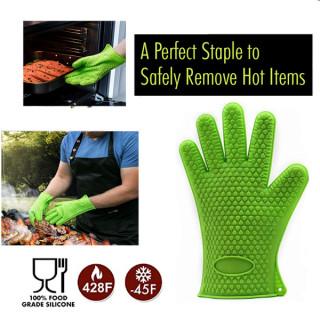 Silikonske rukavice za bezbedno kuvanje