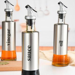 Stakleni dozer za ulje, sirće i soseve