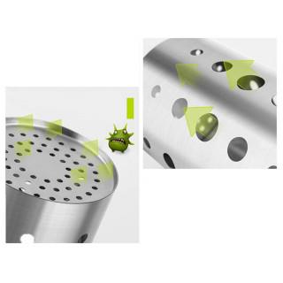 Rupičasti oceđivač u obliku čaše za escajg