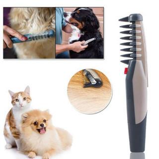 2  u 1 električna trimer-četka za pse i mačke