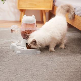 2 u 1 hranilica i pojilica za pse i mačke