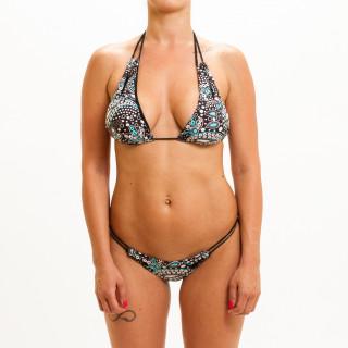 Dvodelni ženski kupaći kostim - CUT-OUT DROP