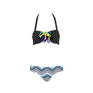 Dvodelni ženski kupaći kostim - BRAZILIAN  MISS