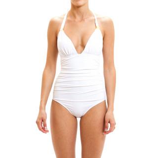 Jednodelni ženski kupaći kostim- CLASSIC ONE WHITE