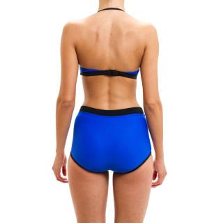 Dvodelni ženski kupaći kostim - LINES MIX BLUE