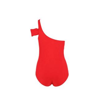 Jednodelni ženski kupaći kostim - PLUS SIZE - FEMME RED