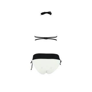 Dvodelni ženski kupaći kostim - WHITE & STRIPS