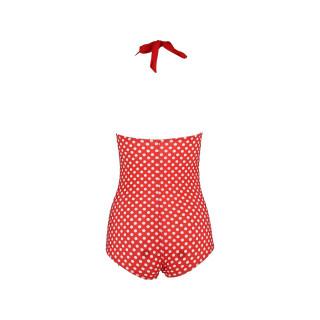 Jednodelni ženski kupaći kostim - CLASSIC R&W