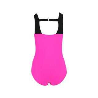 Jednodelni ženski kupaći kostim PLUS SIZE - HOLLY