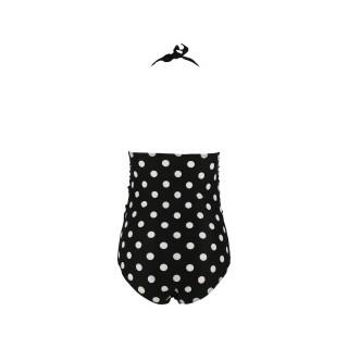 Jednodelni ženski kupaći kostim - B&W RETRO ONE
