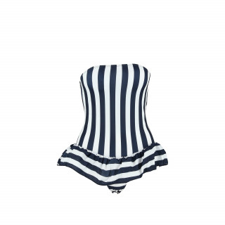 Jednodelni ženski kupaći kostim - B&W IN-LINE