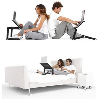 Multifunkcionalni podesivi sto za rad u pravilnom položaju na laptop računarima