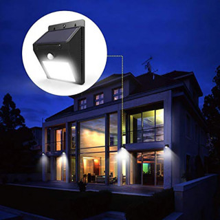 Ever Brite - Solarna lampa koja se pali na detekciju pokreta