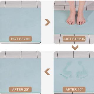 Diatom Bathroom Mat - Brzosušeća podna podloga za kupatilo