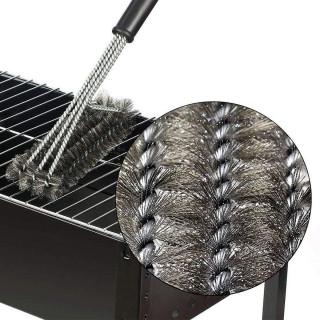 Magična četka za brzo čišćenje roštilja