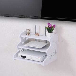 TV set-viseći stalak za rutere i tv opremu
