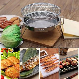 Bipod Grill – Prenosivi roštilj na drva