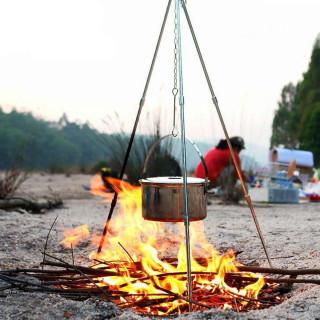Cooking tripod-Stativ za lako kuvanje i roštiljanje