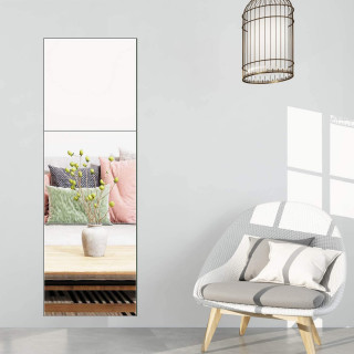 Mirror Sticker - Samolepljivo zidno ogledalo 30x30