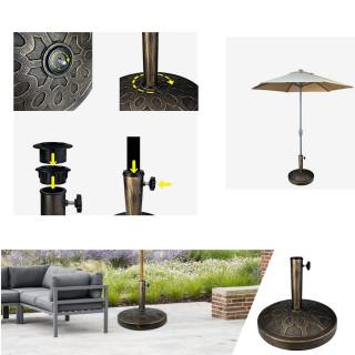 Suncobran za dvorište, baštu ili kafić sa postoljem