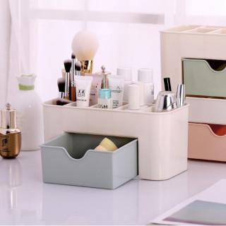 Kutija za šminku, kozmetiku i lične stvari - sa pregradama i fiokom