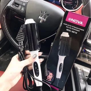 NOVA Straightener and Curler- Električna četka za ispravljanje i uvijanje kose