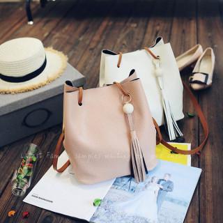 Vrećasta trendi torba sa neseserom